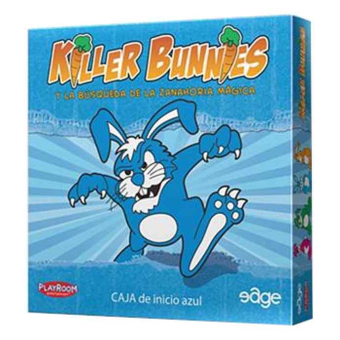 Killer Bunnies TABLERUM