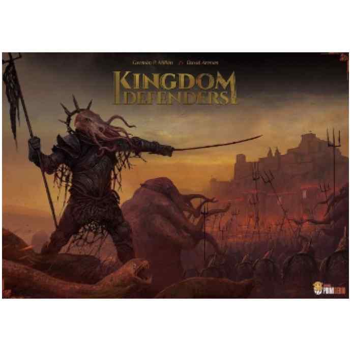 Kingdom Defenders TABLERUM
