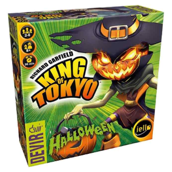 King of Tokio: Halloween TABLERUM
