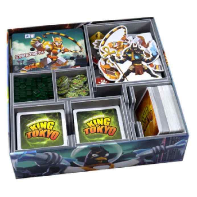King of Tokyo y King of New York: Inserto Folded Space TABLERUM