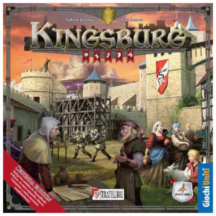 Kingsburg (2Ed) TABLERUM