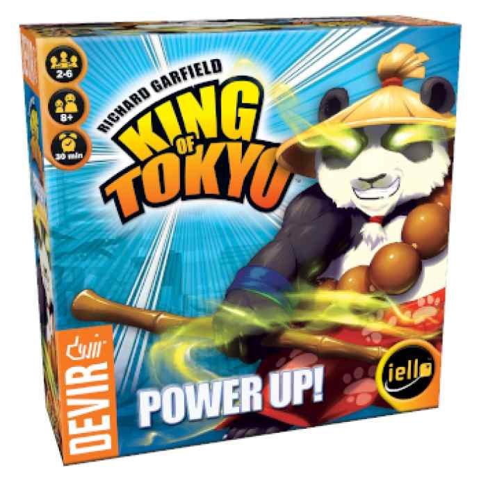 King of Tokyo: Power Up TABLERUM
