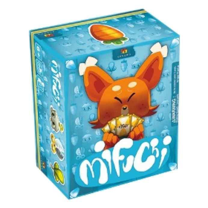 Krosmaster Arena: Mifuchi (juego de cartas)