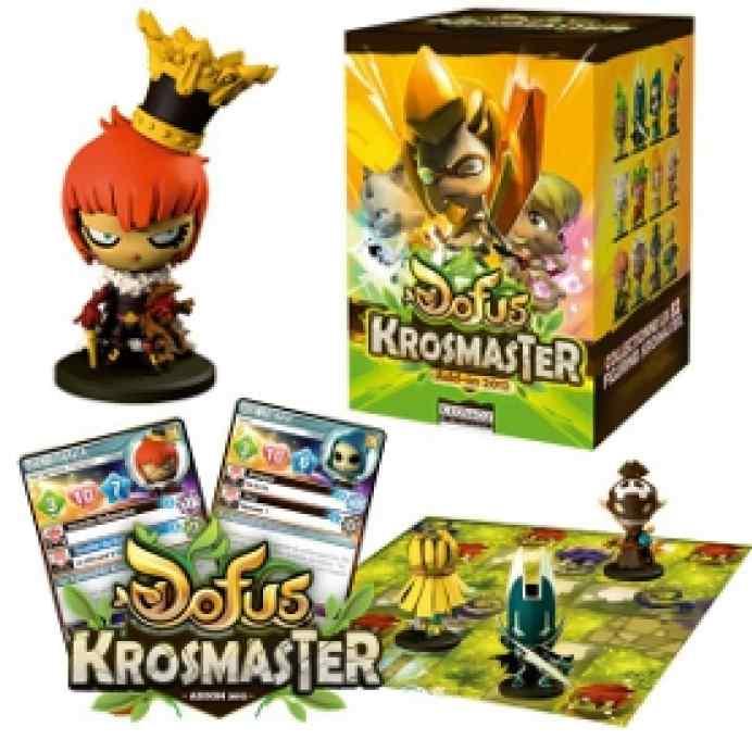 Krosmaster Arena: Figuras