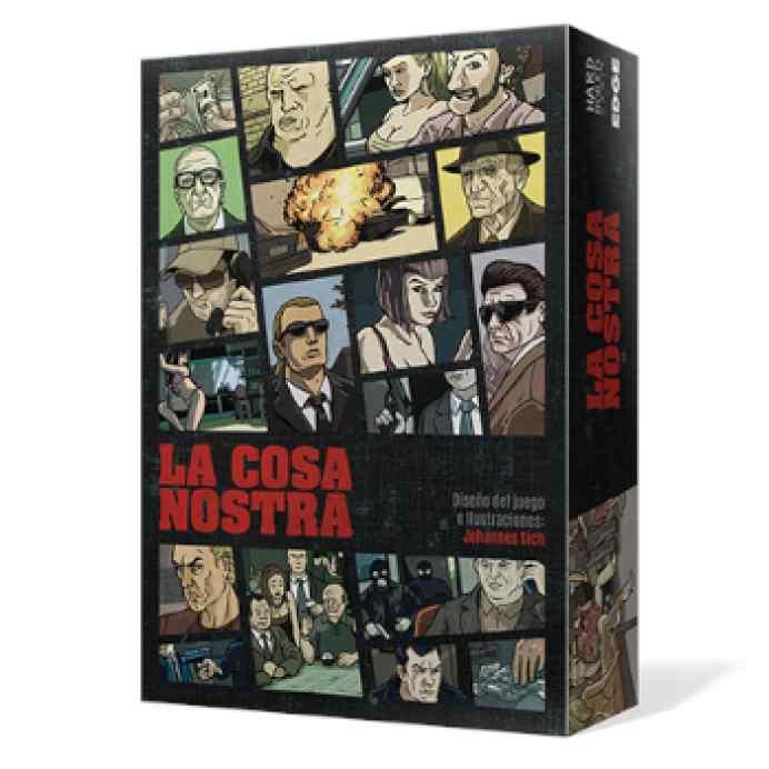La Cosa Nostra TABLERUM