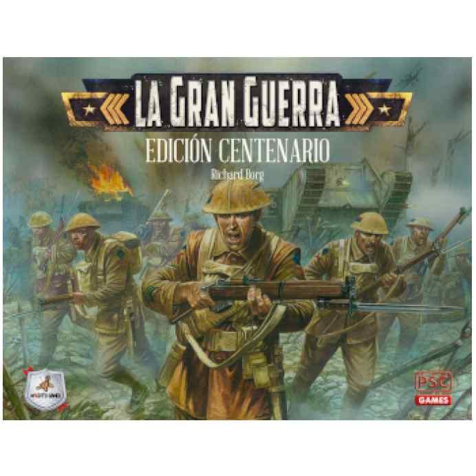 La Gran Guerra: Edición Centenario TABLERUM