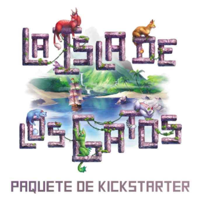 La Isla de los Gatos: Paquete de Kickstarter TABLERUM