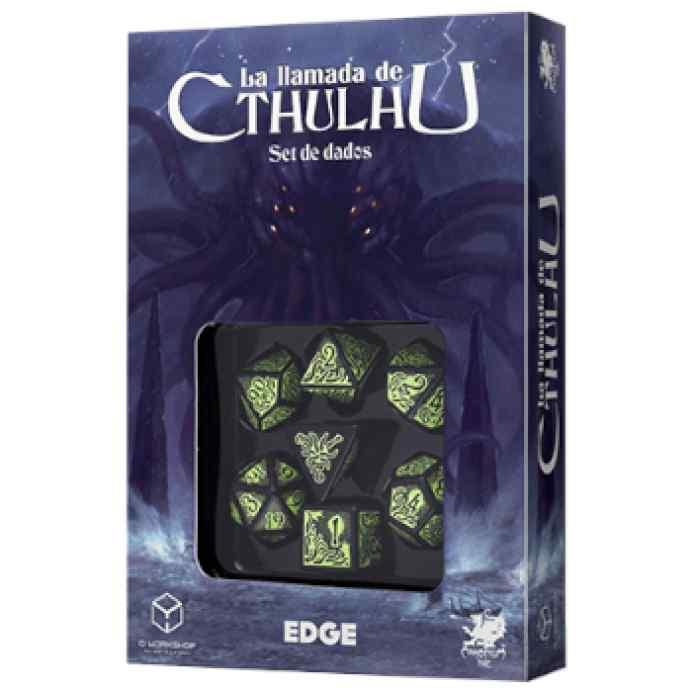 La llamada de Cthulhu: Set de Dados TABLERUM