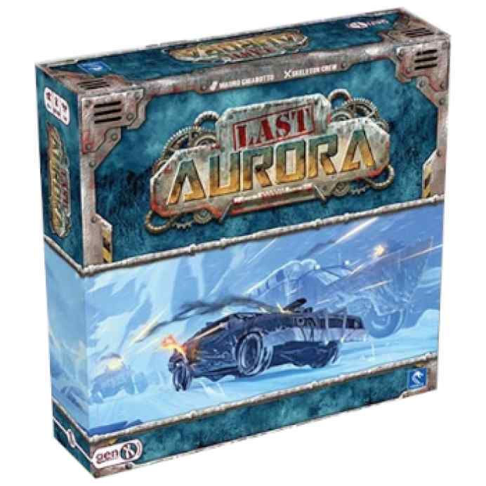 Last Aurora TABLERUM