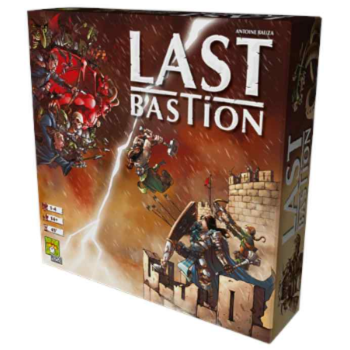 Last Bastion TABLERUM