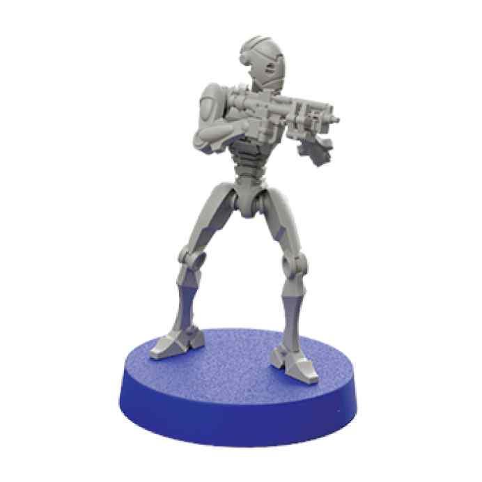 Star Wars Legión: Comando de droides Serie BX TABLERUM