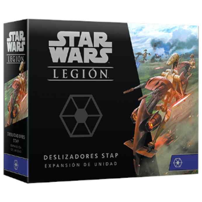 Star Wars Legión: Deslizadores STAP Expansión de unidad TABLERUM
