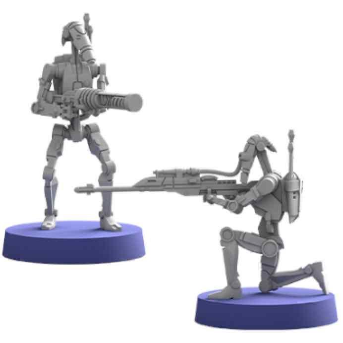 Star Wars Legión: Droides de Combate B1 Exp. de mejora TABLERUM