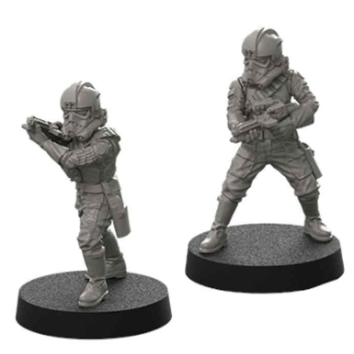 Star Wars Legión: Escuadrón Infernal Expansión de Unidad TABLERUM