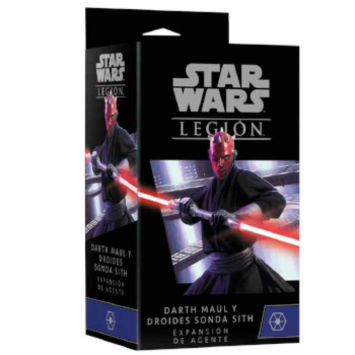 Star Wars Legión: Darth Maul y Droides Sonda Sith TABLERUM