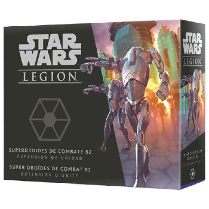 Star Wars Legión: Superdroides de combate B2 TABLERUM
