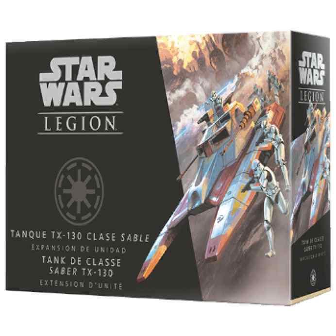 Star Wars Legión: Tanque TX-130 clase Sable TABLERUM