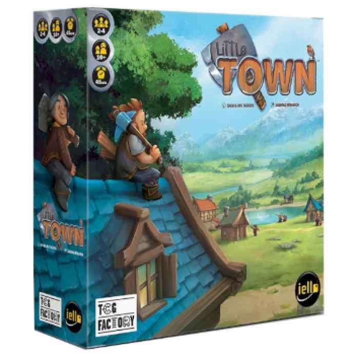 Little Town + PROMO TABLERUM
