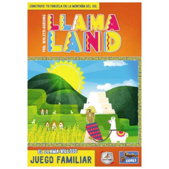 Llamaland TABLERUM