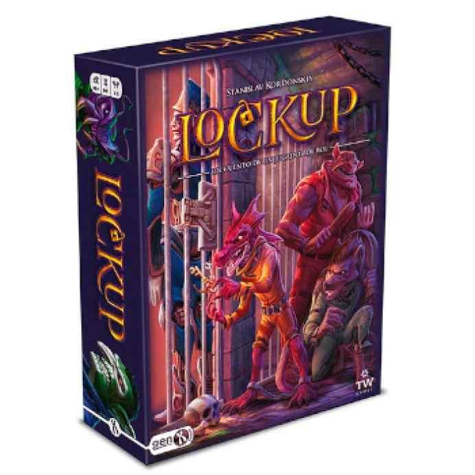 Lockup, Un Relato de Roll Player TABLERUM
