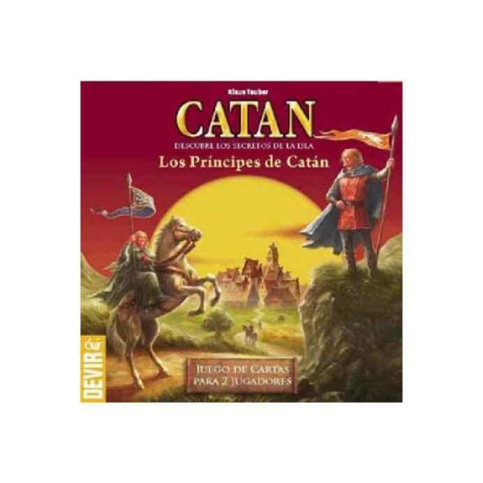comprar los principes de Catán