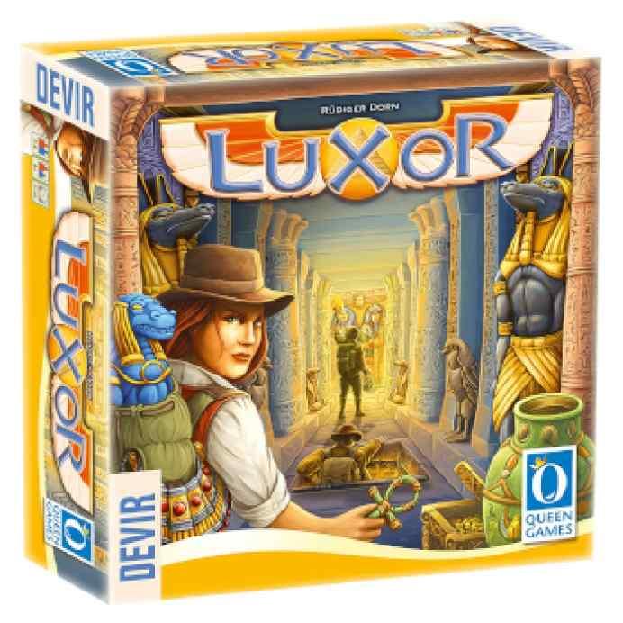 Luxor TABLERUM