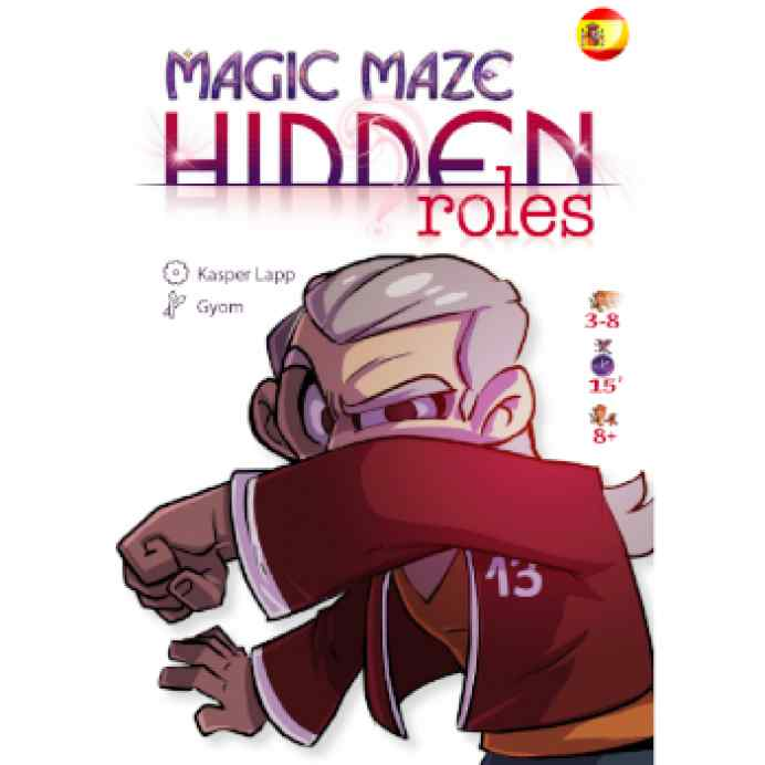 Magic Maze: Roles Ocultos TABLERUM