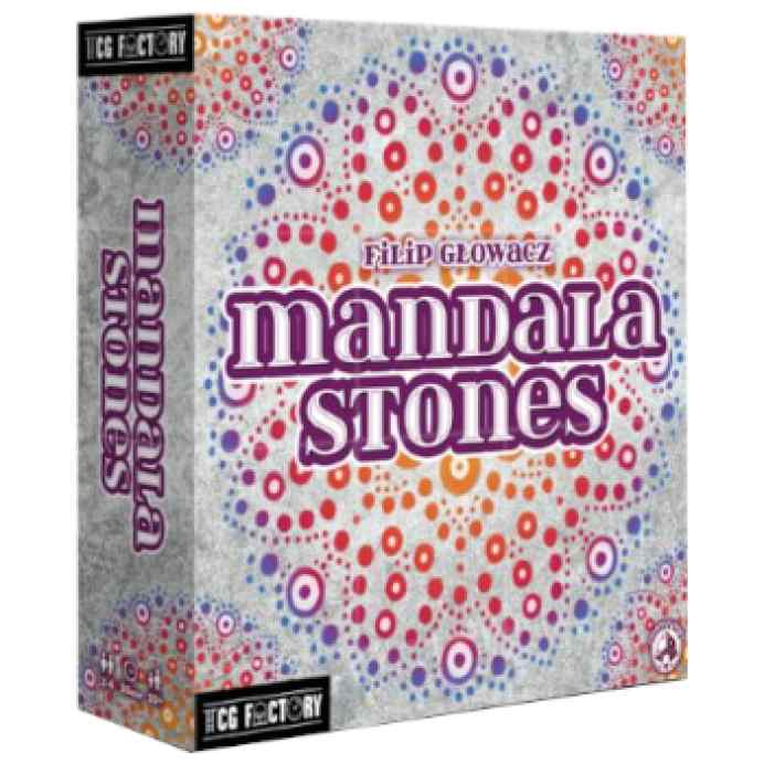 Mandala Stones TABLERUM