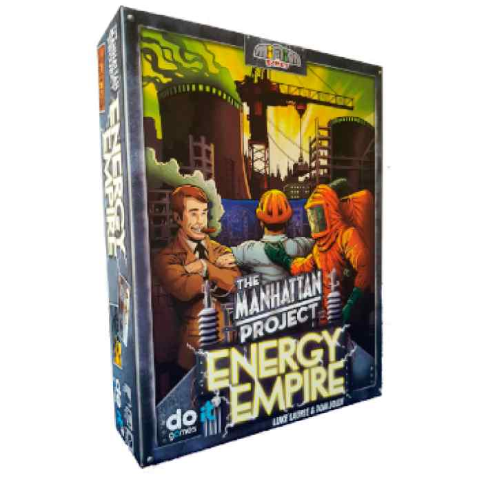 Manhattan Project: Energy Empire (PREVENTA)