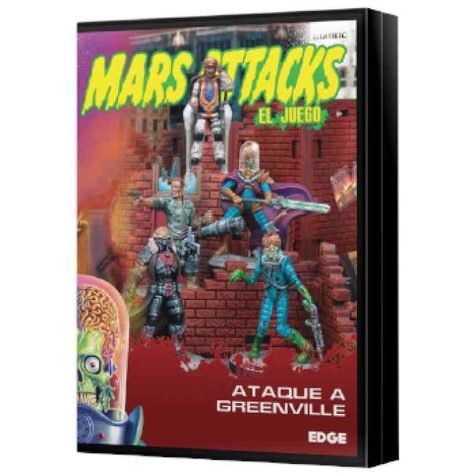 Mars Attacks: Ataque a Greenville TABLERUM