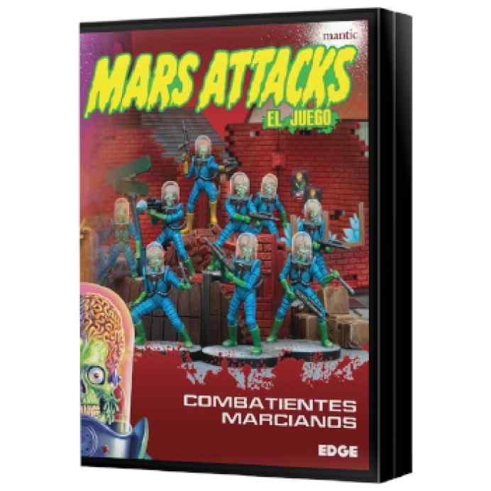 Mars Attacks: Combatientes marcianos TABLERUM