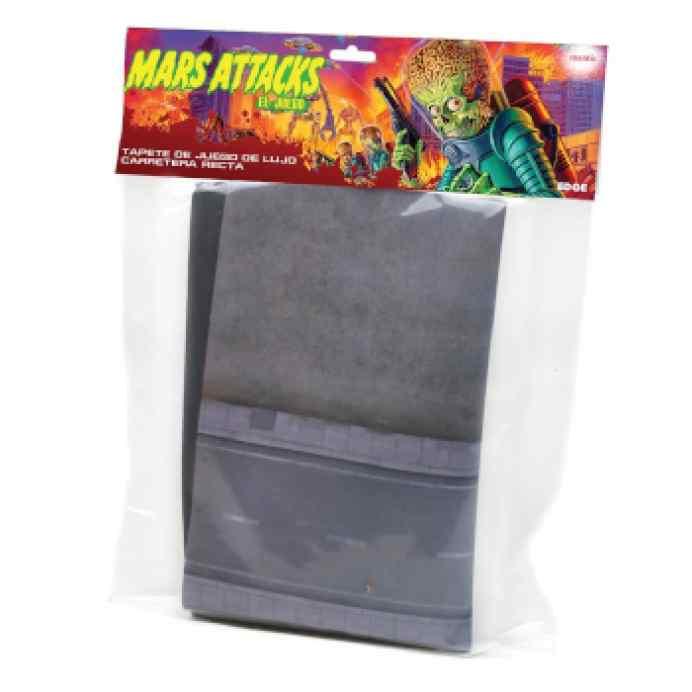 Mars Attacks: Tapete de Lujo Carretera Recta TABLERUM