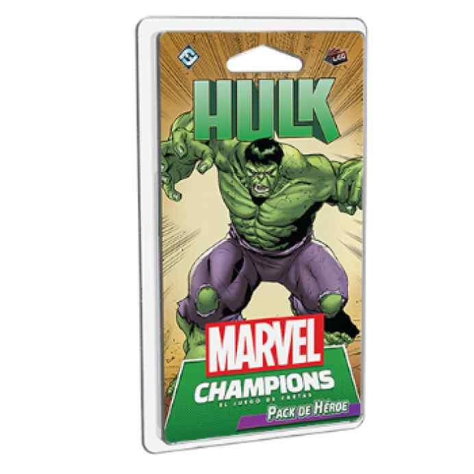 Marvel Champions: Hulk TABLERUM