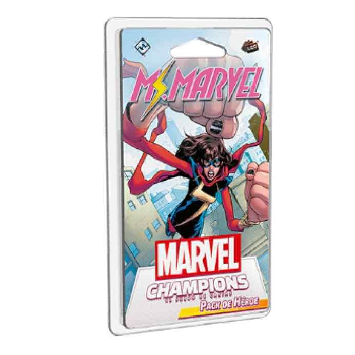 Marvel Champions: Ms. Marvel TABLERUM