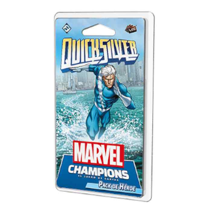 Marvel Champions: Quicksilver TABLERUM