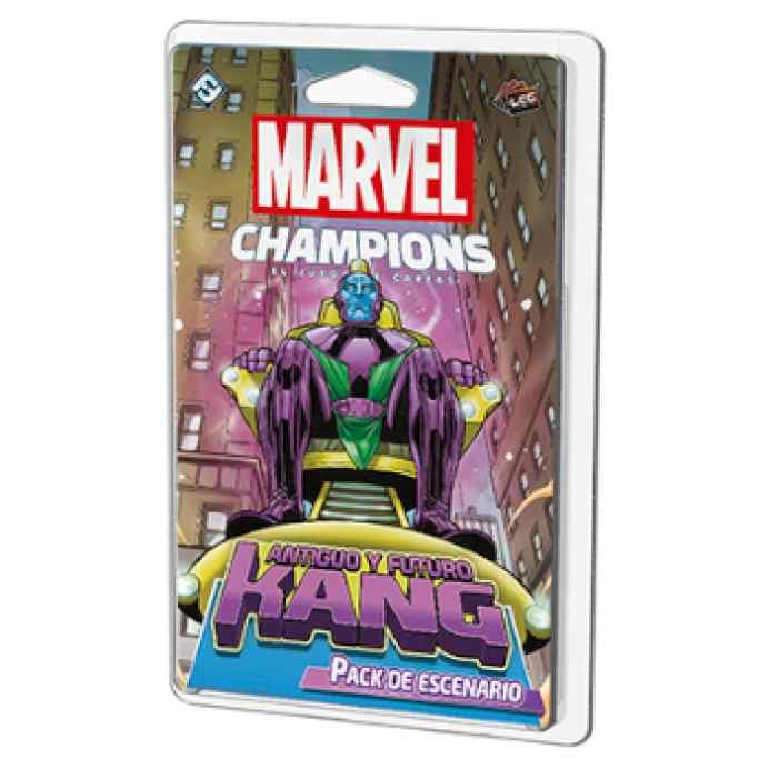 Marvel Champions: Antiguo y Futuro Kang TABLERUM