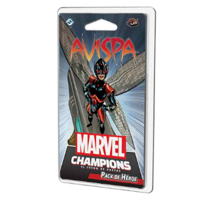 Marvel Champions: La Avispa TABLERUM