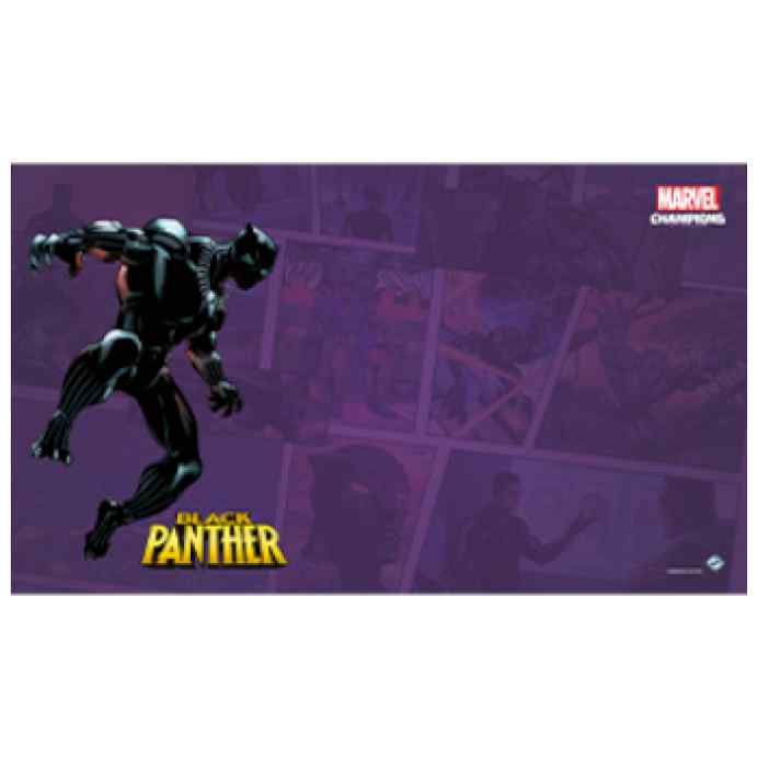 Marvel Champions: Tapete Black Panther TABLERUM
