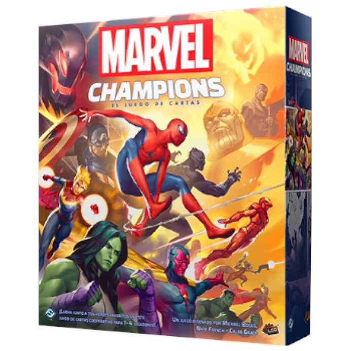 Marvel Champions: El juego de cartas TABLERUM
