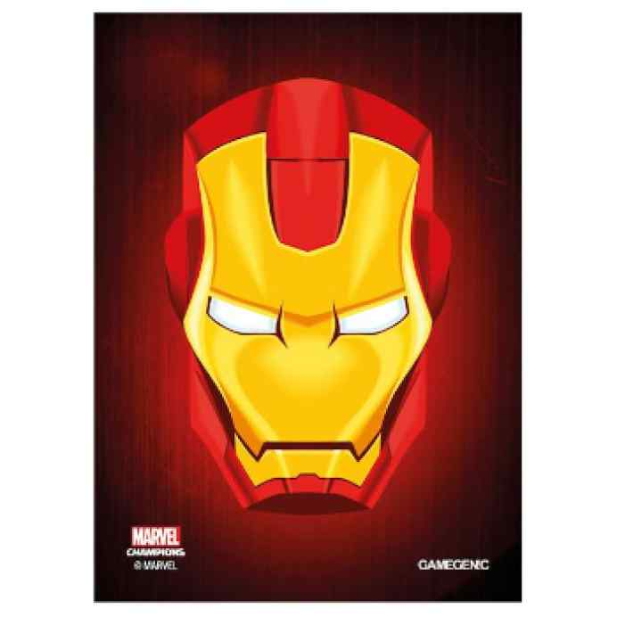 Marvel Champions: Fundas Iron Man TABLERUM