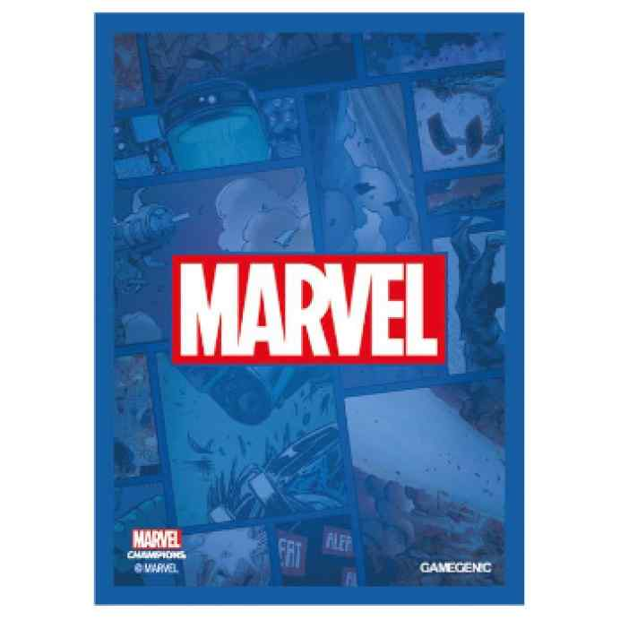 Marvel Champions: Fundas Marvel TABLERUM