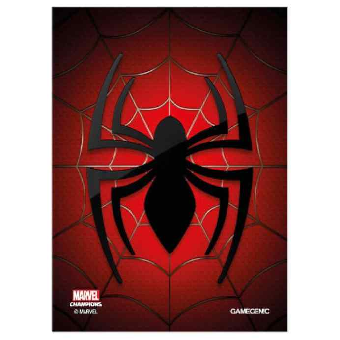 Marvel Champions: Fundas Spider-Man TABLERUM