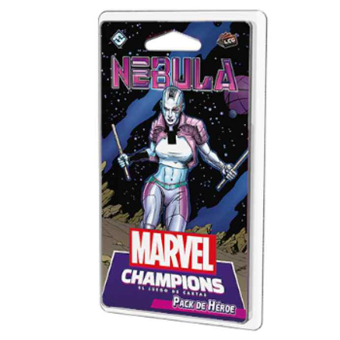 Marvel Champions: Nébula TABLERUM