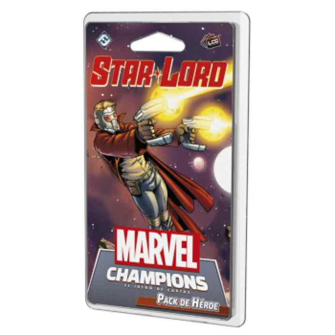 Marvel Champions: Star-Lord TABLERUM
