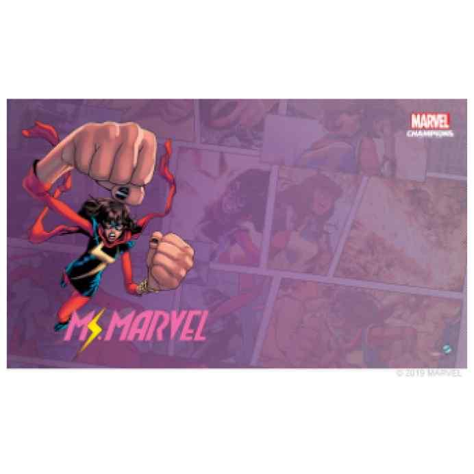 Marvel Champions: Tapete Ms Marvel TABLERUM