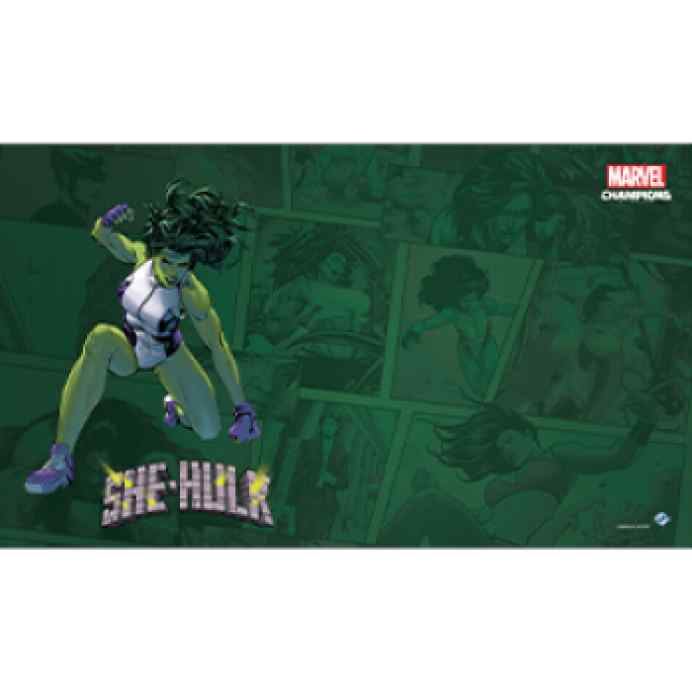 Marvel Champions: Tapete She-Hulk TABLERUM
