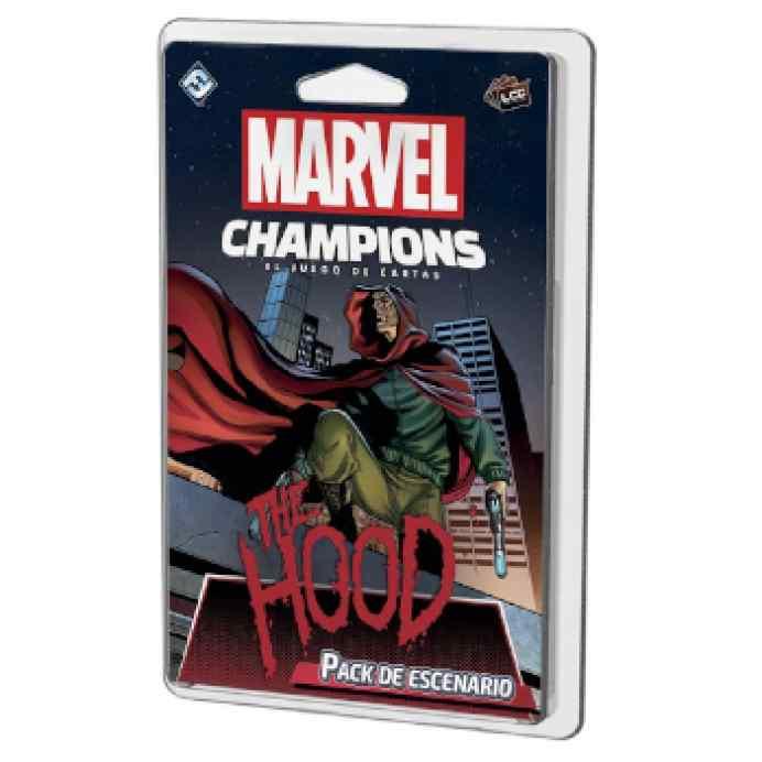 Marvel Champions: The Hood TABLERUM