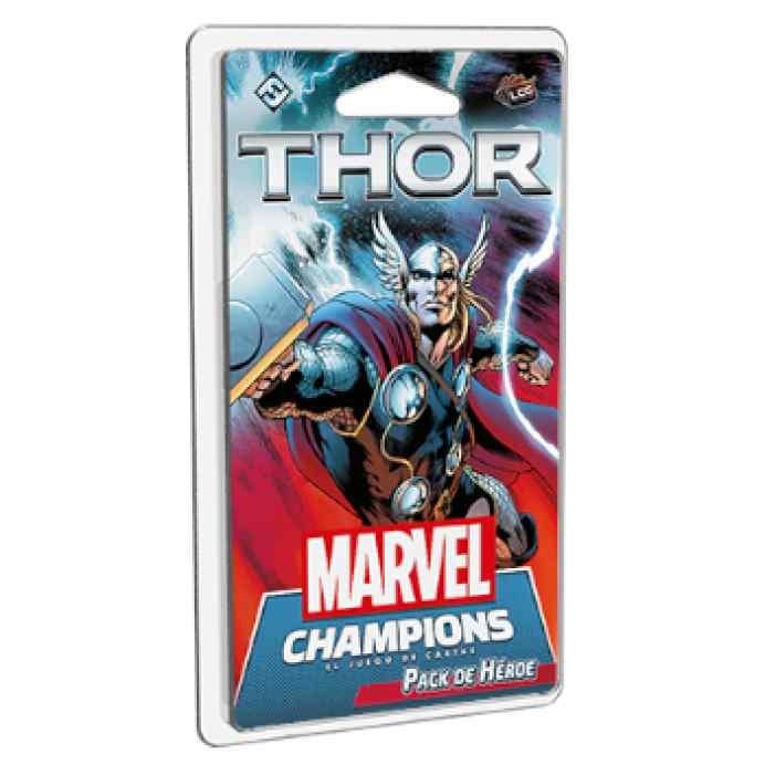Marvel Champions: Thor TABLERUM