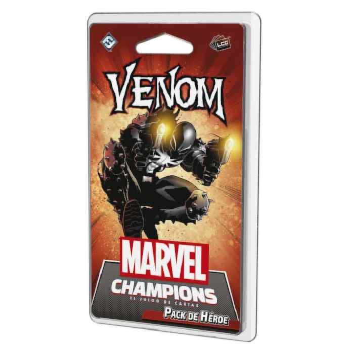 Marvel Champions: Venom TABLERUM
