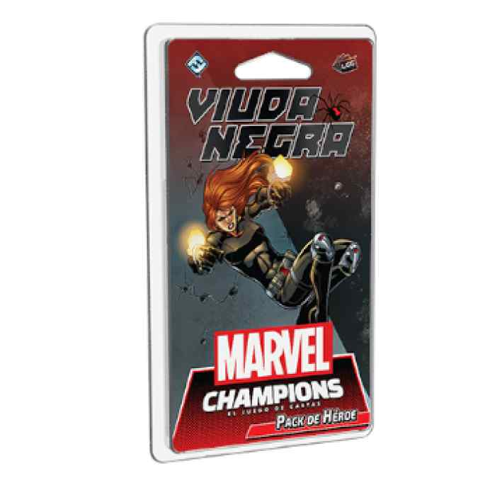 Marvel Champions: Viuda Negra TABLERUM